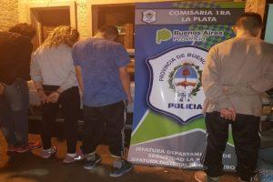 22-06 Detenidos por el robo en la cervceria La Plata (4)
