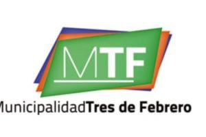 3 de Febrero -Logo Muni