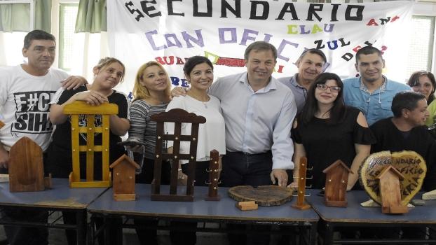 AB CASCALLARES EN LA MUESTRA ANUAL DE LA EDUCACIÓN DE ADULTOS 1
