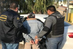 Abusador detenido