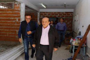 BERA MUSSI VISITÓ OBRAS EN TRES INSTITUCIONES ESCOLARES DE BERAZATEGUI (4)