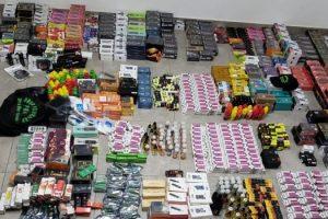 Desbaratan red de contrabando en Zárate (9)