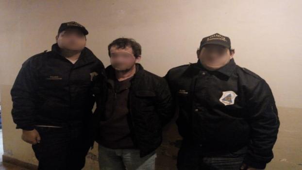 Detenido por robo a frigorífico se escondía en campo de primo de los hermanos Lanatta (1)