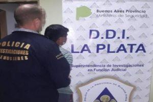 Detenido por violar a su hija en La Plata