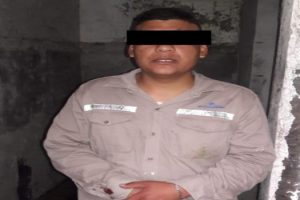 Detenido robo pañalera - Quilmes