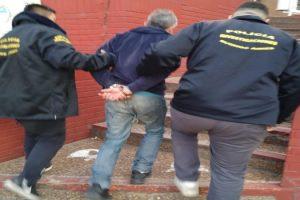 Detuvieron a líderes de banda de roba bancos (2)