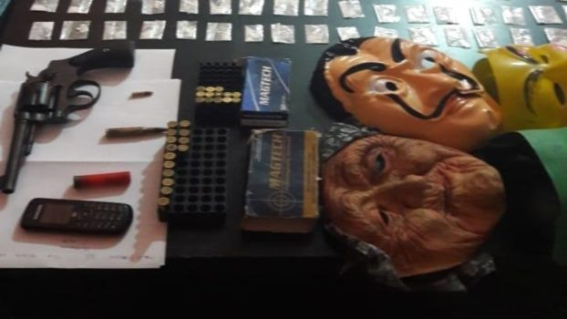 Detuvieron al dealer mascarita en San Martín (1)