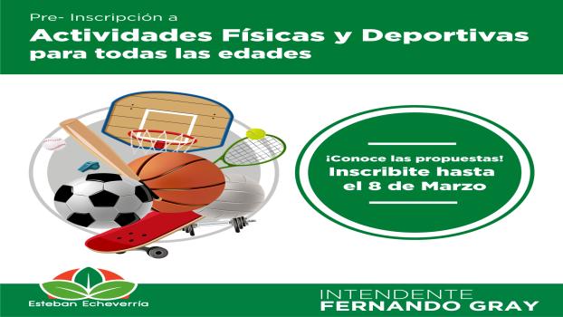 EE ACTIVIDADES FÍSICAS Y DEPORTIVAS MUNICIPALES