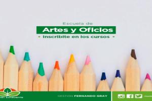 EE CURSOS DE ARTES Y OFICIOS