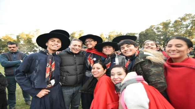 EE FIESTA DE SAN JUAN DE LA COLECTIVIDAD PARAGUAYA 1