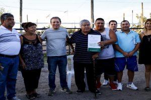 EE GRAY ENTREGÓ SUBSIDIOS EN CLUBES 1