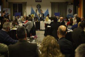 EE Gray- Rotary Luis Guillón