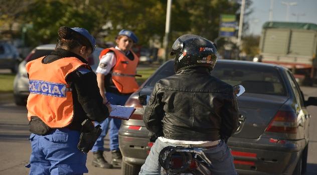 EE Operativos de control de tránsito