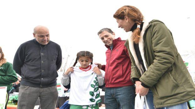 EE PLAYÓN DEPORTIVO EN EL CAMPO DE DEPORTES SANTA MARÍA