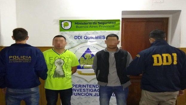 """Florencio Varela - Cayó """"Chino, líder de una banda de secuestradores exprés (1)"""