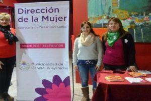 Foto MGP- Dirección de la Mujer en Marfici