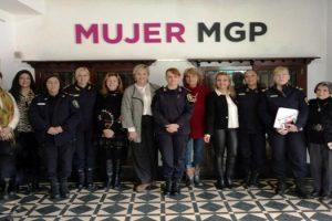 Foto MGP- Reunion Direccion de la Mujer
