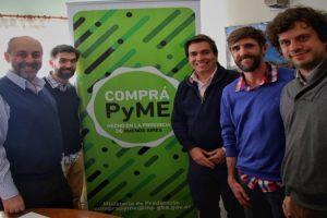 Fotos MGP - Programa Compra Pyme