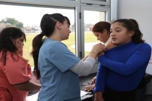 LM1 vacunacion