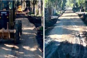 MGP - Arreglo de calles en Parque Palermo