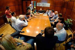 MGP - Arroyo con representantes de la Cámara de Cervecerías Artesanales de Mar del Plata