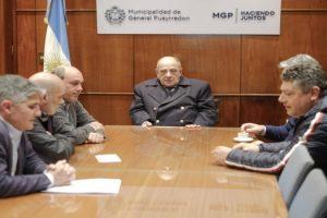 MGP - Arroyo recibió a los Defensores del Pueblo