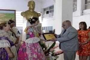MGP - Arroyo recibió a representantes de la Unión Regional Valenciana 02