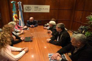 MGP Arroyo recibió al COMUDIS
