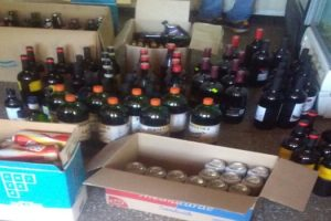 MGP BatAn secuestro de bebidas