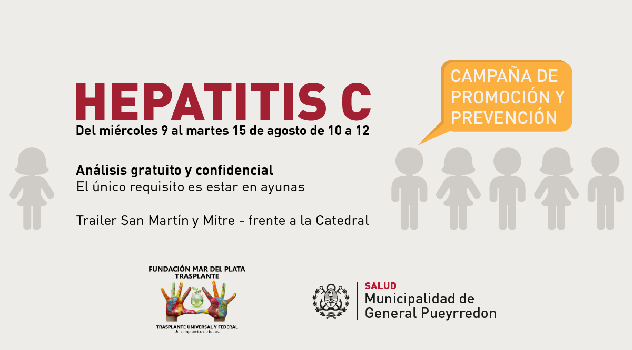 MGP - Capaña prevencion Hepatitis C
