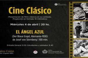 MGP - Ciclo Cine Clasico