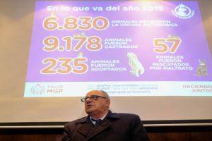 MGP - Conferencia de Prensa - Blanace actuaciones de Zoonosis y anuncios