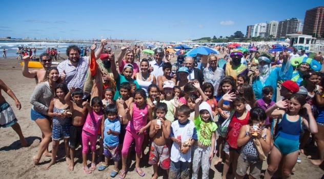 MGP - Desarrollo Social-Deportes - Mar de Chicos