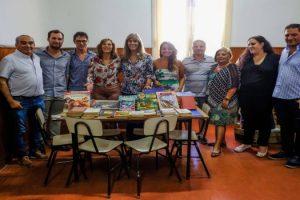 MGP - Donacion de libros.