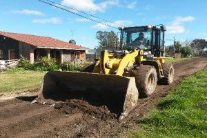 MGP - EMVIAL con trabajos de granza en el Sur 01
