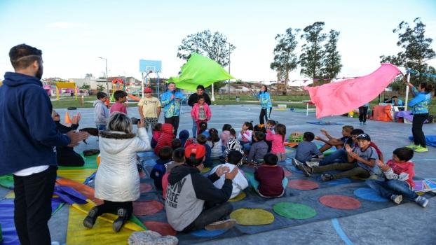 MGP - El Programa Jugá En Tu Barrio tuvo su jornada de cierre 01