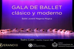 MGP - Gala de Ballet en el Teatro Colon