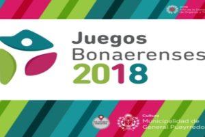 MGP Juegos Bonaerenses 2018