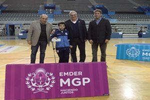 MGP - La Municipalidad entregó 270 becas deportivas 02