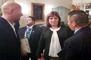 MGP - Lencina participo del V Consejo Provincial de Seguridad Pública