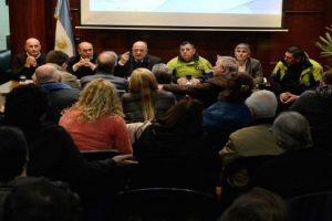 MGP - Nueva reunión de Arroyo con vecinos del Centro