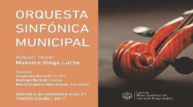 MGP - Orquesta Sinfonica Municipal 4 de noviembre