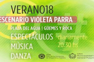 MGP - Plaza Violeta Parra