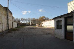MGP - Predio de secuestros de Luro y España vacío