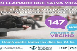 MGP - Programa de Atencion a Personas en Situacion de Calle