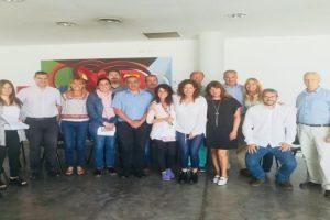 MGP - Reunion Red de Investigadores en Salud de Gral Pueyrredon