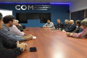 MGP Reunion representantes de instituciones