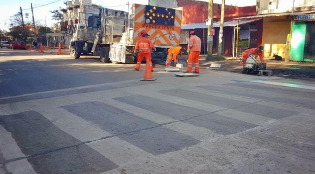 MGP Segunda etapa trabajos EMVIAL en calle Beltran 01