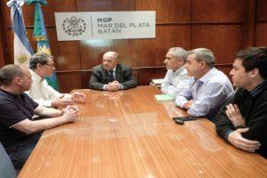 MGP - Seguridad ciudadana - Comitiva del Pais Vasco visito la ciudad
