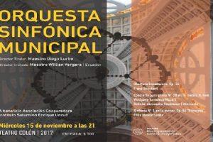 MGP Sinfonica Municipal Colon